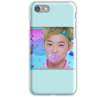NCT DREAM Chen Le : Chewing Gum iPhone Case/Skin