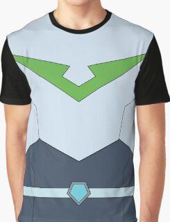 Pidge Voltron Paladin Uniform (With Belt) Graphic T-Shirt