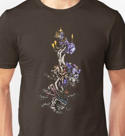 Final Fantasy VI - Kefka's Entertainment Unisex T-Shirt