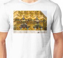 Thailand. Temple of the Emerald Buddha Unisex T-Shirt