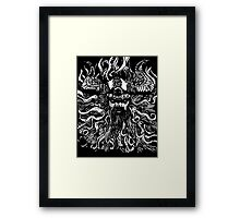 The Viking  Framed Print