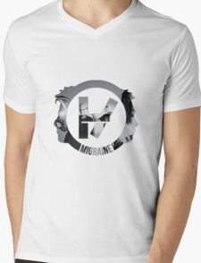 TWENTY ONE PILOTS Mens V-Neck T-Shirt