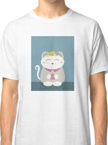 Cat in the rain Classic T-Shirt