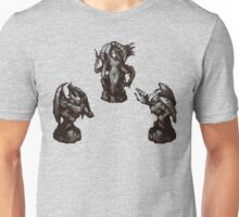 Final Fantasy VI - Statues Unisex T-Shirt