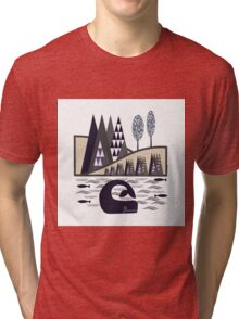 Master Of The Sea Tri-blend T-Shirt