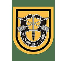 1st Special Forces Group (United States) Photographic Print