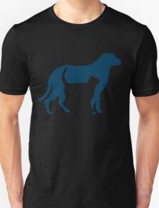 Dog and cat Unisex T-Shirt
