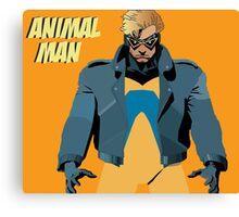 Animal Man Canvas Print