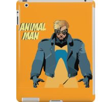 Animal Man iPad Case/Skin