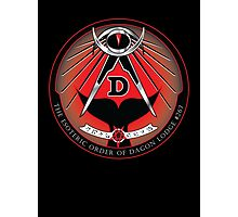 Esoteric Order of Dagon Lodge Photographic Print