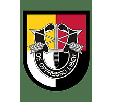3rd Special Forces Group (United States) Photographic Print