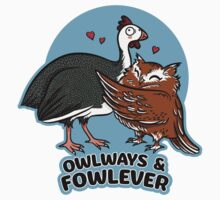 Owlways & Fowlever Kids Clothes