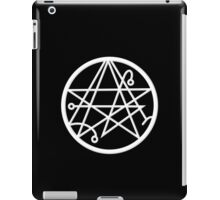 Sigil of the Gateway iPad Case/Skin