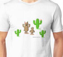 cactus bear Unisex T-Shirt