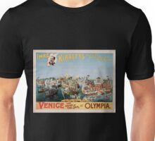 Performing Arts Posters Imre Kiralfys superb spectacular creation Venice the bride of the sea at Olympia 1536 Unisex T-Shirt