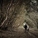 Walking the Dog by Robert Dettman