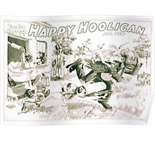 Performing Arts Posters The fun factory Happy Hooligan all new 1393 Poster