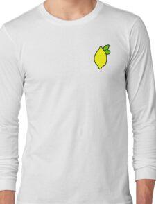 Squid Girl Lemon House Long Sleeve T-Shirt