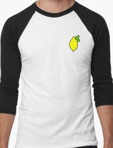 Squid Girl Lemon House Men's Baseball ¾ T-Shirt
