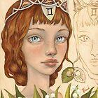 Gemini Girl by tanyabond