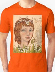 Gemini Girl Unisex T-Shirt