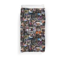 PLL - Collage (80 images) Duvet Cover