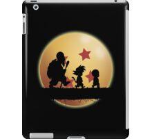Dragon Ball Hakuna Matata Son Goku Master Roshi Kamesennin Kuririn iPad Case/Skin