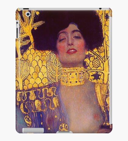 Judith by Gustav Klimt iPad Case/Skin