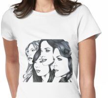 Mistresses Womens Fitted T-Shirt