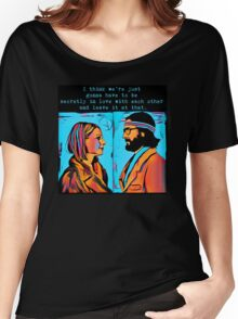 The Royal Tenenbaums Margot and Ritchie Women's Relaxed Fit T-Shirt