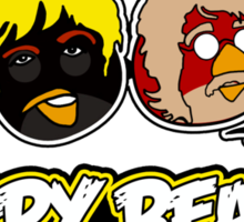 Angry Birds Parody- Angry Beatles Sticker