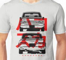 Nissan GTR - HAKOSUKA Unisex T-Shirt