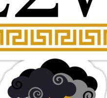 Son of Zeus Sticker