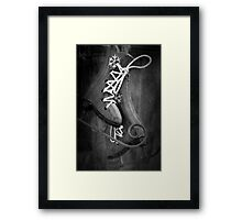 WEIHNACHTS DECO Framed Print
