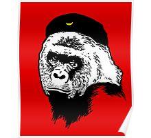 Harambe Guevara T-Shirt Poster