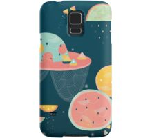 When You Wish Upon A Watermelon Samsung Galaxy Case/Skin