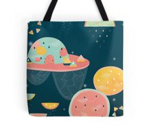 When You Wish Upon A Watermelon Tote Bag