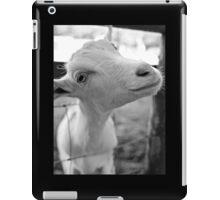 Goofy Goat iPad Case/Skin
