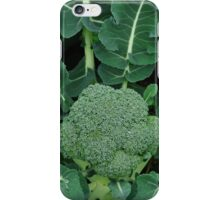 Green, Green Heart iPhone Case/Skin