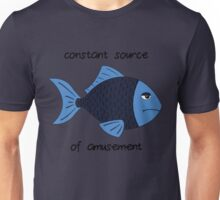Amusement Fish Unisex T-Shirt