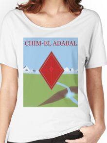 Red Diamond Women's Relaxed Fit T-Shirt