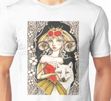 Werewolf Queen Unisex T-Shirt