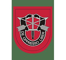 7th Special Forces Group (United States) Photographic Print