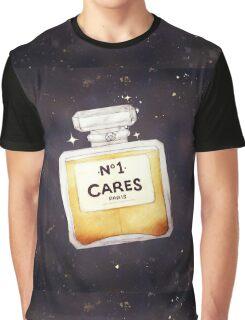 Chanel Parody - no.1 Cares Graphic T-Shirt