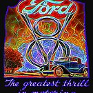 The Greatest Thrill In Motoring  by Mike Pesseackey (crimsontideguy)