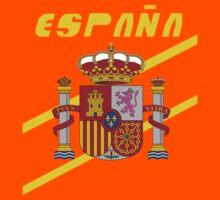 Team Spain Tee by chan20