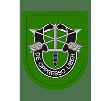 10th Special Forces Group (United States) Photographic Print