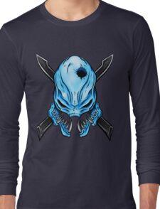 Elite Skull - Halo Legendary Long Sleeve T-Shirt