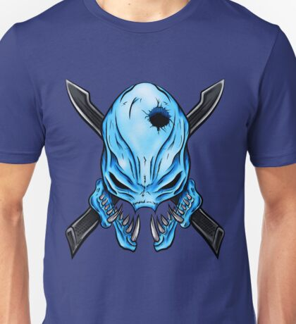Elite Skull - Halo Legendary Unisex T-Shirt