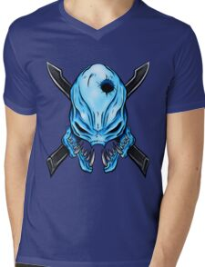 Elite Skull - Halo Legendary Mens V-Neck T-Shirt